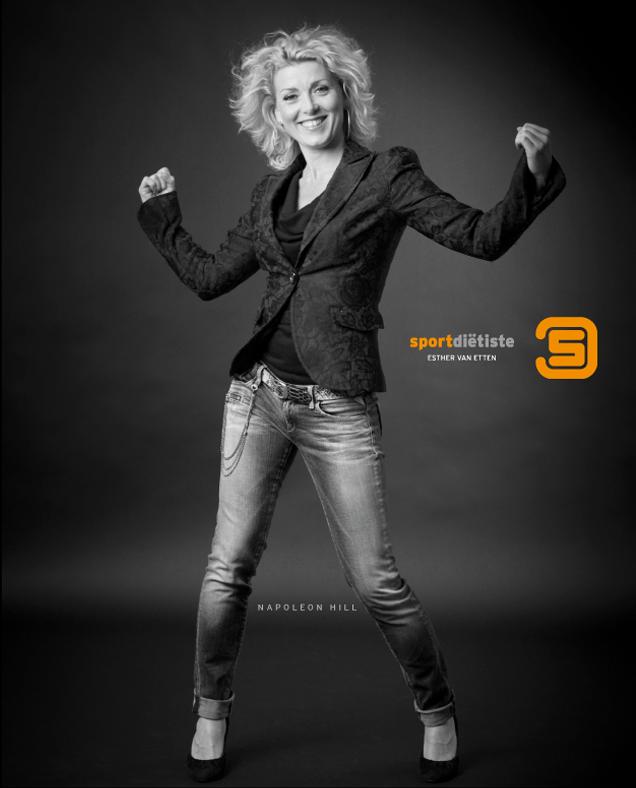 BEET-IT SPORT Gaat Samenwerking Aan Met Sportdiëtiste Esther Van Etten.
