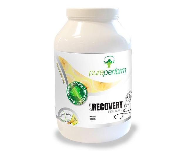Recovery Endurance Eiwitshake Banaan